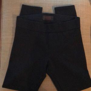 JamesJeans black stretch jeans. Size 27.